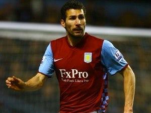 Rangers agree fee with Villa for Cuellar