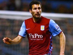 Rangers agree fee with Villa for Cuellar