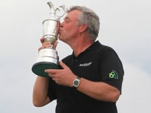 Clarke wins first major title at Sandwich