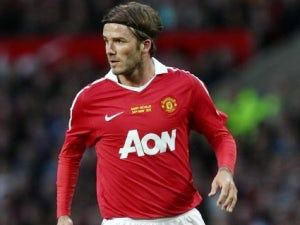 Beckham rules out Premier League return