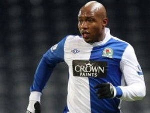 Diouf's Blackburn future in doubt