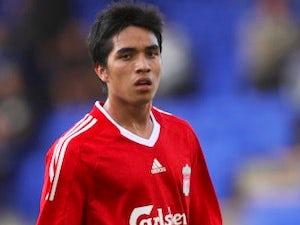 Blackpool sign Liverpool midfielder