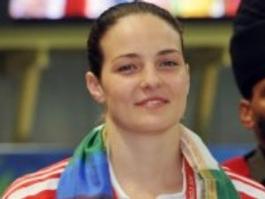 Payne becomes first GB athlete to qualify for 2012