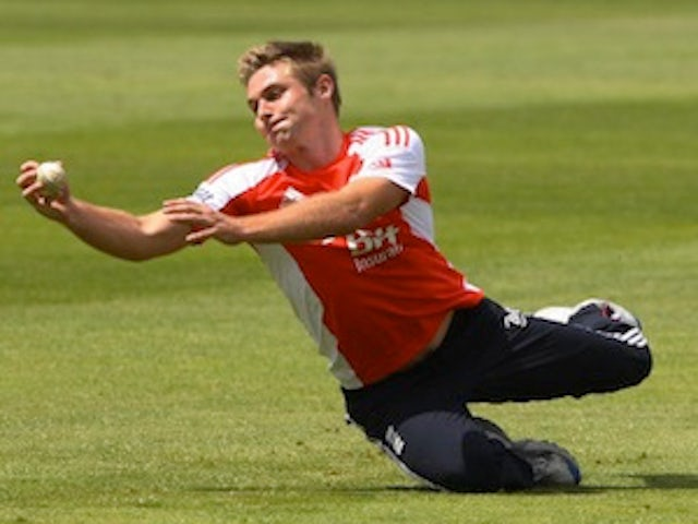Wright: 'Afghanistan will be big test'