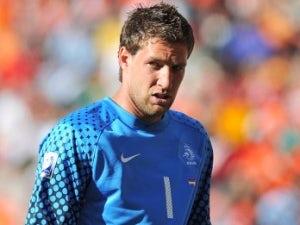 Roma on verge of Stekelenburg signing