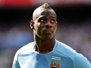 Balotelli out of Italy squad