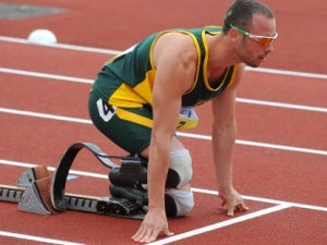 Pistorius pessimistic over 100m chances