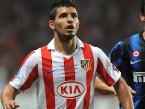 Aguero edges closer to City move