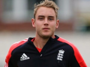 Broad issues warning ahead of second Test