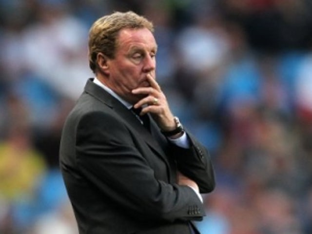 James: Redknapp is the man for England