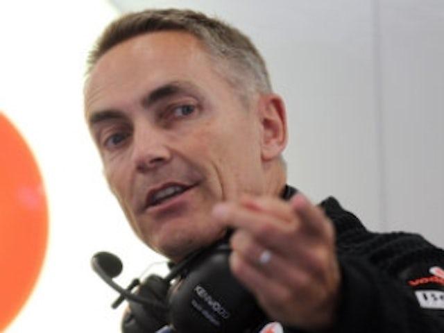 Whitmarsh: 'McLaren making progress'