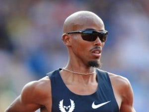 Mo Farah wins 5000m title