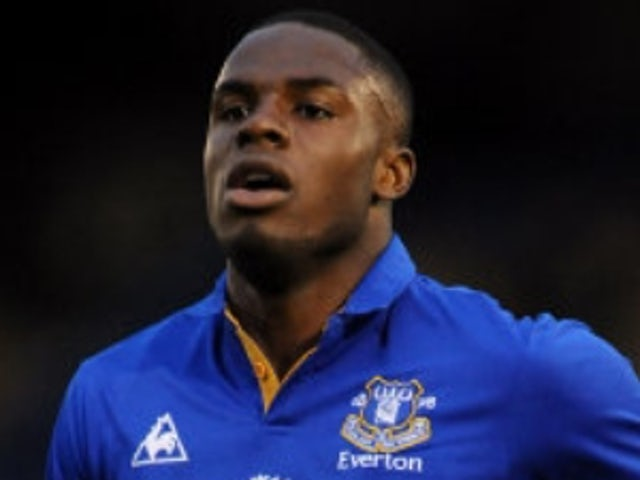 Anichebe happy just to be on the pitch