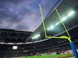 NFL goal at Wembley