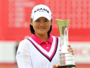 Tseng makes history at Women's British Open