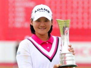 Tseng makes history at Women's British Open