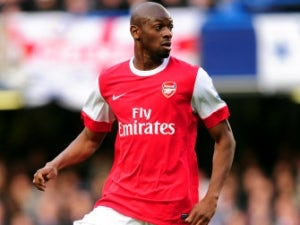 Abou Diaby ruled out for 10 weeks