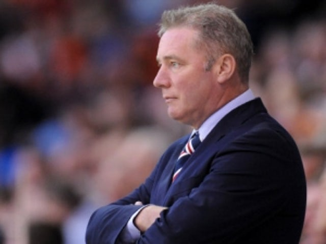 "McCoist ""not embarrassed"" by away form"