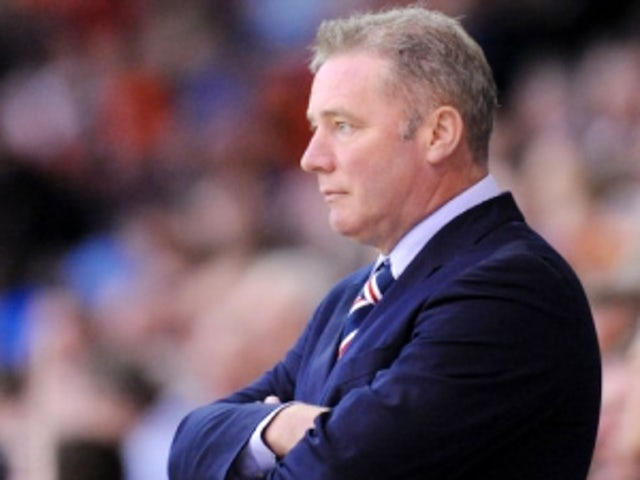 """McCoist """"not embarrassed"""" by away form"""