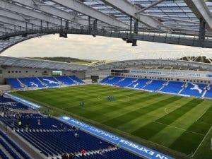 Brighton planning to increase stadium capacity