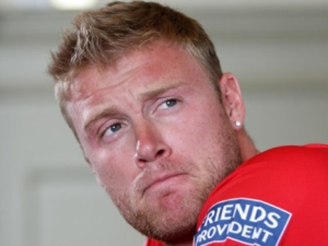 Flintoff: 'England must deal with pressure'