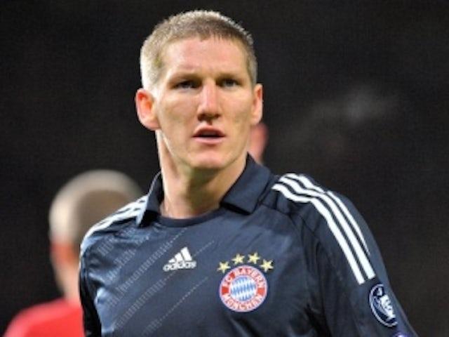 Schweinsteiger out of France clash