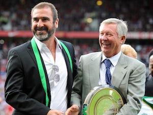 Cantona calls for Ferguson to stay on