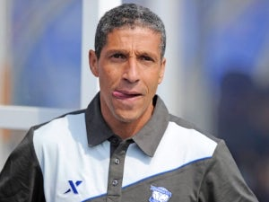 Hughton: 'Premier League is the aim'