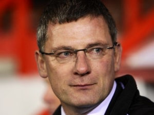 Levein happy with Scotland progress