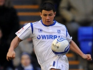 Tranmere striker prepares for Munich move