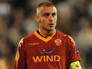 De Rossi dismisses title chances