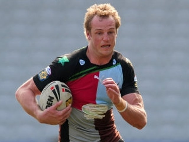 Harlequins centre Howell accused of biting