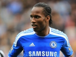 Team News: Drogba on Chelsea bench