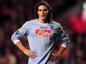 Team News: Cavani, Pandev continue in attack for Napoli
