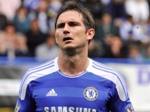 Lampard out of England squad