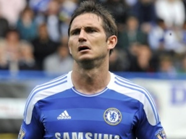 Lampard out of QPR clash
