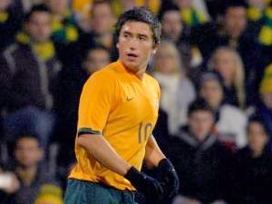 Australia leave unfit Kewell out