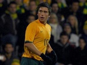 Australia leave unfit Kewell out
