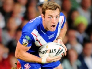 St Helens' James Roby cleared for semi-final