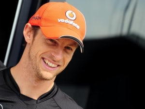 Jenson Button claims victory in Hungary