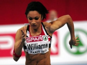 Williams ready for Diamond League debut