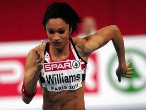 Williams ready for Diamond League debut
