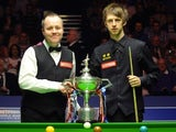 John Higgins and Judd Trump
