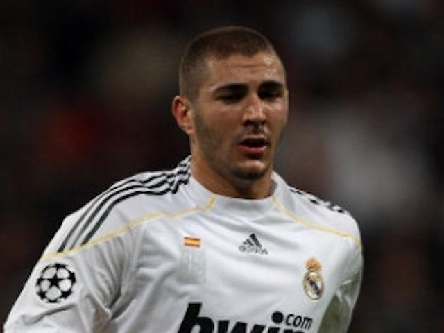 Result: Real Madrid 5-1 Granada