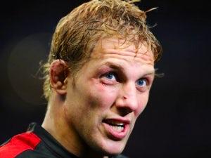 RFU: Lewis Moody injury 'mild'