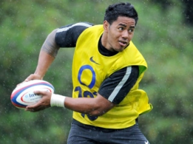Tuilagi 'benched for Ireland clash'
