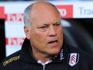 Jol: Halliche hopes for Fulham exit
