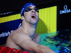 Phelps looks ahead to 2012 Olympics