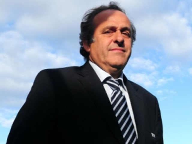 Platini joke site targeted by Michelin