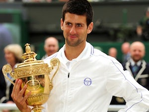 Result: Djokovic moves past Harrison in Cincinnati